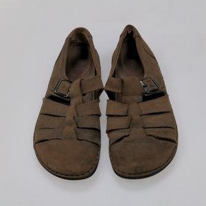 Birkenstock Brown Clogs Size 39